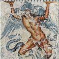 Tifón (mural etrusco)